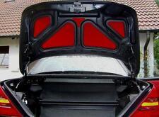 NEU  Mercedes SLK R 170 / R 171 / R 172  Kofferraum Deckel Einlagen Verkleidung
