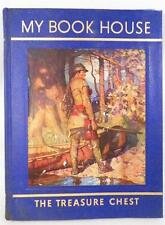 The Treasure Chest My Book House Vol 9 Oliver Beaupre Miller 1950 AS IS COND