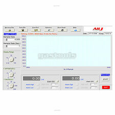 AHJ Meters Software - Data Logger --