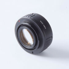 Focal Reducer Speed Booster Turbo Adapter for M42 Mount Lens to NEX 3N 5N 6 7 C3