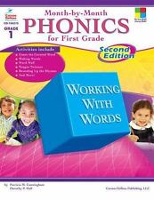 Month-by-Month Phonics for First Grade by Patricia M. Cunningham and Dorothy...