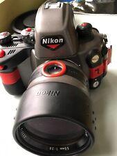 Nikonos RS Camera Underwater w/Wide Angle Lens