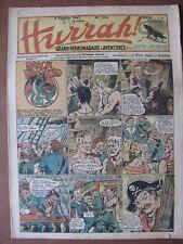 HURRAH !  avant-guerre  n° 324