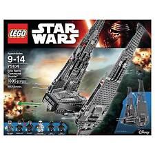 Lego Star Wars Kylo Rens Command Shuttle 75104