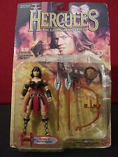 Hercules 1996 Xena II Warrior Disguise Action Figure Sealed w/ Dmg