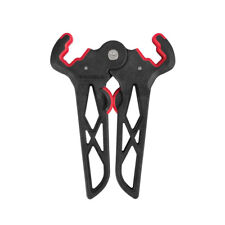 New TruGlo Bow Jack Mini Folding Compound Bow Stand Black/Red Model# Tg394Br