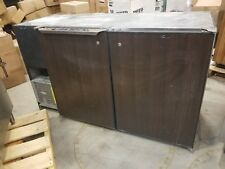 Glastender Back Bar Cooler Bb60-L1-Unh(Lr)
