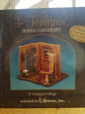 """Fontanini Sewing Corner For 5"""" Series - Exclusive Piece - New With Box"""