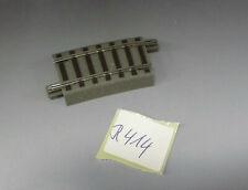Gebogenes Gleis R3 R414 7,5° Roco geoline Gleis /_ 61130