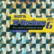 D-Techno 06 (2003) Da Techno Warriors, Mach 2, DJ Zany, Atlantic Wave, .. [3 CD]