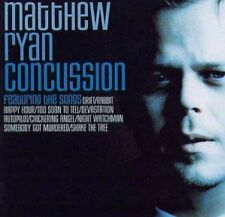 Matthew Ryan - Concussion [New CD]