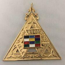 New Freemason Royal Arch Mason Past High Priest Collar Jewel