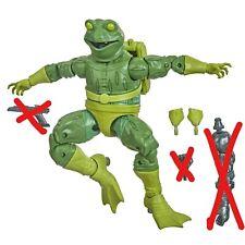 Marvel Legends Frog Man Spider-Man Into The Spider Verse Wave No Stilt Man BAF