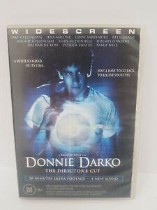 DONNIE DARKO- THE DIRECTOR'S CUT(DVD, 2-DISC) R-4, LIKE NEW, FREE POST AUS-WIDE