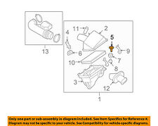 NISSAN OEM Air Cleaner Intake-Air Cleaner Body Bolt 0143601801