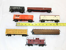 HO - Lot of 7 Revell Freight Cars