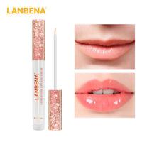 LANBENA Moisturizing Lip Plumping Care Serum Beauty Lipstick Reduce Fine Line