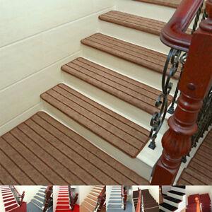 Home Room Decoration Non-Slip Stair Mat Carpet High Quality Felt/Rubber BCL