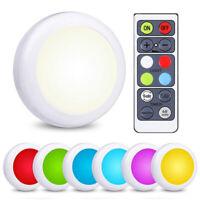 RGB Multiple Colour LED Panel Ceiling Light Spotlight Lamp Home Decoration