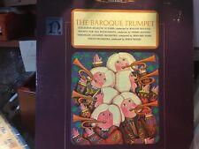 LP THE BAROQUE TRUMPET  Please Review PHOTOS