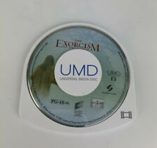 The Exorcism of Emily Rose (Sony PSP, 2005) TESTED UMD Movie Only