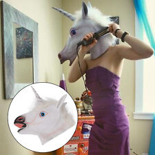 Latex Squirrel Gopher Animal Mask High Quality Fancy Dress Stag Party Accessory