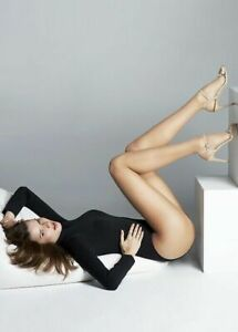 Oroblu Divine 20 denier tights, Nanofiber, sheer to waist, soft and silky
