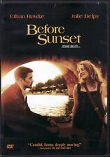 Before Sunset ~ Ethan Hawke Julie Delpy Richard Linklater ~ New Never-Played Dvd
