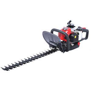 Gitendo HT7510 Petrol Powered Hedge Trimmer