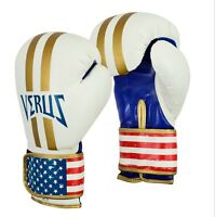 VERUS Boxing Gloves Fight Punch Bag Muay Thai Kickboxing MMA Sparring Mitts UFC