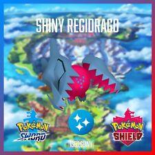 SHINY REGIDRAGO | BRAND NEW DLC CROWN TUNDRA POKEMON SWORD & SHIELD