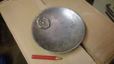 More details for d p carter pontefract cast aluminium bowl dish plate tray