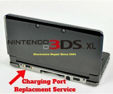 Nintendo 3DS 3DS XL Charging Port Power Adapter Repair Replacement Service