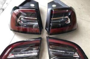 2017-2021 Tesla Model 3 / Y Brand New OEM LED Tail Lights (Amber Turning Lights)
