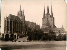 European Cathedral, Fine Photo Lithographic Process.
