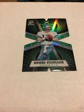 2016 Optic X Facor Green Roger Staubach #5/5! Dallas Cowboys HOF