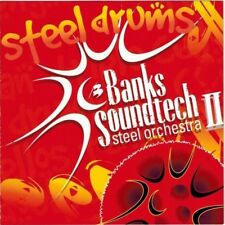 BANKS SOUNDTECH STEEL ORCHESTRA - Steel Drums II (CD 1998)