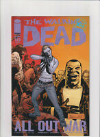 The Walking Dead #125 NM- 9.2 Cover A Image Comics All Our War Ch.11 Negan Rick