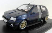 Norev 1/18 scale diecast 185230 Renault Clio Williams Phase 1 Blue