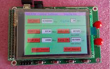137M-4.4G  ADF4350 DDS RF Signal Generator + TFT LCD Development board STM32F103