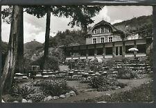 AK Ansichtskarte Postkarte Pension Kammerburg WISPERTAL REICHENBACH gelaufen