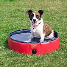 """Frontpet Foldable Dog Pet Pool Bathing Tub 32"""" X 32"""" X 8"""""""