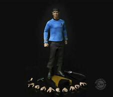 New Star Trek TOS Spock QMx Quantum Mechanix 1:6 IMPROVED 2nd Edition Last One