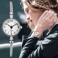 Women's Mini Dial Bracelet Watch Stainless Steel Wrist Watches Quartz Wristwatch