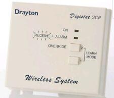 Drayton SCR Digistat / Lflo / British Gas  receiver RF601 RF700 RF701 RF710
