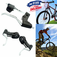 1 Pair Lightweight Bicycle Brake Lever Bike Aluminum Handle Mountain MTB Alloy