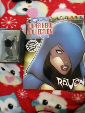 DC Comics Super Hero Collection #21 Raven Metal Figurine and Magazine Eaglemoss