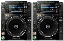 2 PIONEER CDJ 2000 NXS2 - PRO MEDIA PLAYERS - CD, MP3, USB, AAC, NEXUS, Auth DLR