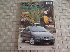 REVUE TECHNIQUE CARROSSERIE FIAT MAREA depuis septembre 1996