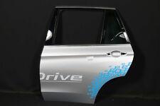 BMW x5 f15 PORTA POSTERIORE SINISTRO HL GRIGIO attaccato Lato Conducente Vetro rear left door L